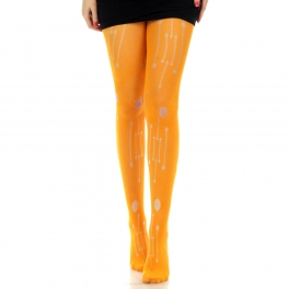wholesale M00 line dot YL fishnet pantyhose fashionunic