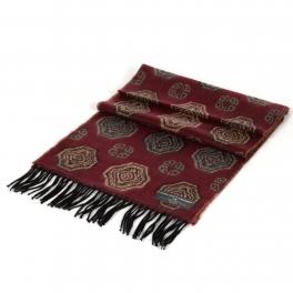 wholesale O62 Jacquard cashmere scarf ZJQ10020-1