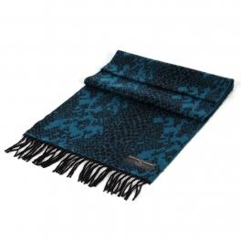 wholesale P31 Jacquard animal cashmere scarf TL