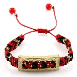 wholesale D7L35 Bracelet FB1412GDCO-1 fashionunic