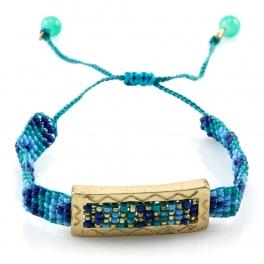 wholesale D7L35 Bracelet FB1412GDTQ-2 fashionunic