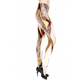 wholesale A24 Neutral Lacey leggings fashionunic