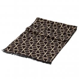 wholesale O55 cashmere Squares Triangles Scarf BK