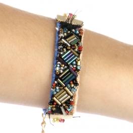 wholesale N31 Beaded around Bracelet GDMT fashionunic