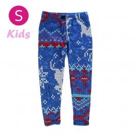 wholesale BX5 Mini arrow fleece kids leggings S