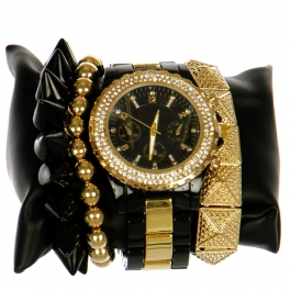 wholesale N35 Watch arm candy Black fashionunic