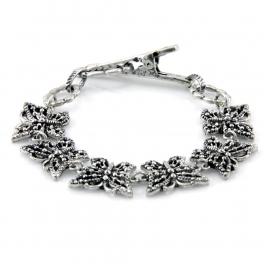 wholesale N37 Butterfly chain bracelet SB fashionunic