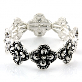 wholesale N32 Clover bracelet AS fashionunic fashionunic