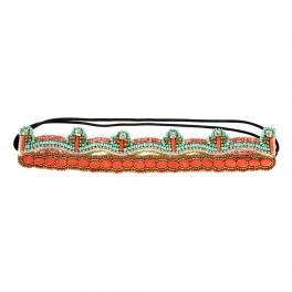 wholesale N30 Embroidery beads headband CO fashionunic