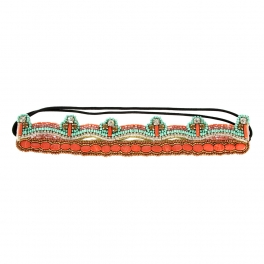 wholesale N30 Embroidery beads headband CO fashionunic