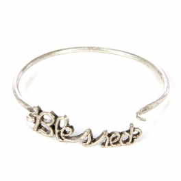 Wholesale L22 Blessed metal bracelet SB fashionunic