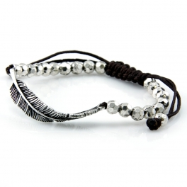 Wholesale L28E Metal beaded bracelet SB fashionunic
