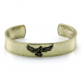 Wholesale L28E Thunderbird metal cuff GB fashionunic