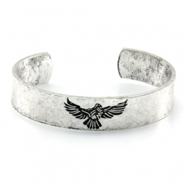 Wholesale L28E Thunderbird metal cuff SB fashionunic