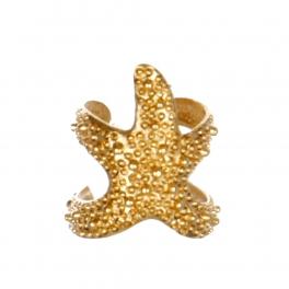 wholesale  Starfish ring AG fashionunic