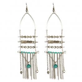 Wholesale L31C Beaded tassel earrings SB