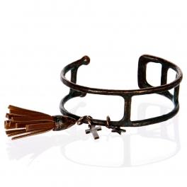 Wholesale L26A Suede tassel bracelet OG/BN