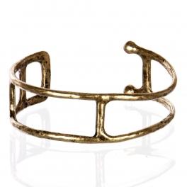 Wholesale L26A Metal cuff bracelet RGB