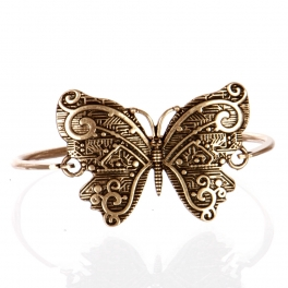 Wholesale L26A Metal butterfly bracelet RGB
