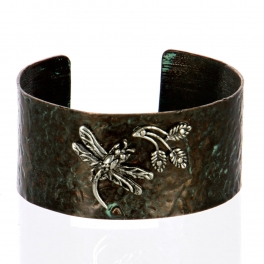 Wholesale L26B Dragonfly cuff bracelet OG