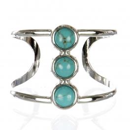 Wholesale L26B Faux jade cuff bracelet SV