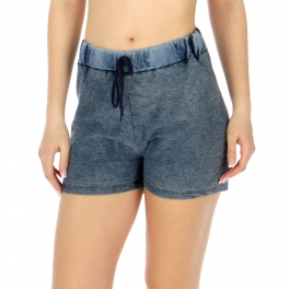 Wholesale N10 Cotton blend denim shorts