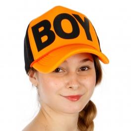 Wholesale R79B B Boy Snapback Hat ORBLK
