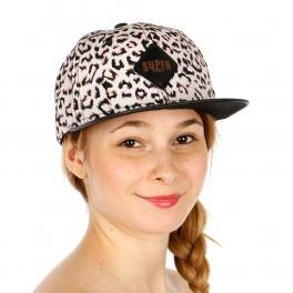 Wholesale S53A Leopard Print Super Hat BKLEO