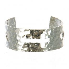 Wholesale M11C Hammered Cuff SV