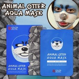 Wholesale 10 pcs SNP Animal Otter Aqua Mask