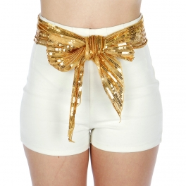 Wholesale L34A Sequins Belt GD