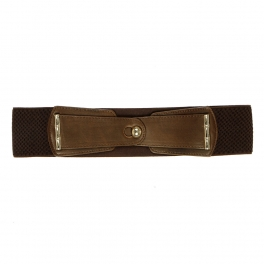 Wholesale L35D Bamboo Trim Belt BR