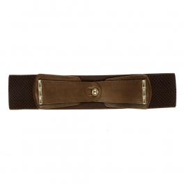 Wholesale L35D Bamboo Trim Belt BR