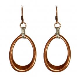 Wholesale M13E Hoop Wired Earring CB