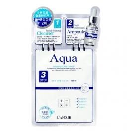 Wholesale 10 pcs L'AFFAIR Aqua Skin Renewal Mask