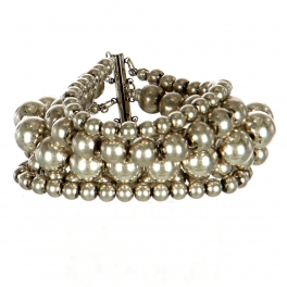 Wholesale L07D Multi Layer Stone Bead Bracelet SB