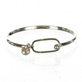 Wholesale L06E Hook On Rhinestone Bracelet SV