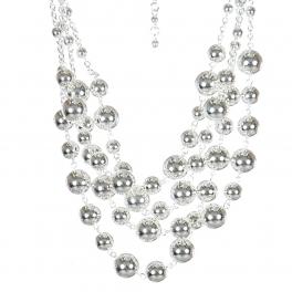 Wholesale M17D Ball Chain Necklace Set S