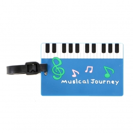 Wholesale L08A Piano Luggage Tag