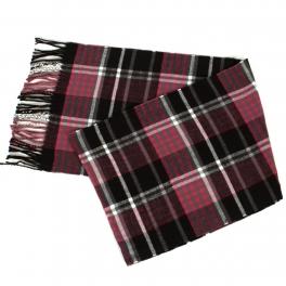 {[en]:Wholesale O58C Plaid cashmere feel scarf