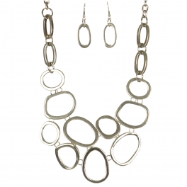 Wholesale WA00 Necklace Set SB