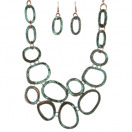 Wholesale WA00 Necklace Set OG
