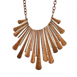 Wholesale M28B Tribal long bars statement necklace set MCOP.GD