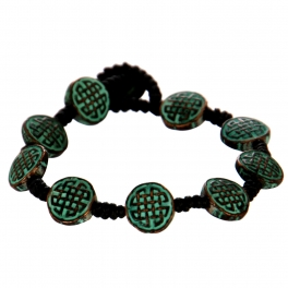 Wholesale WA00 Tibetan symbol bracelet OG