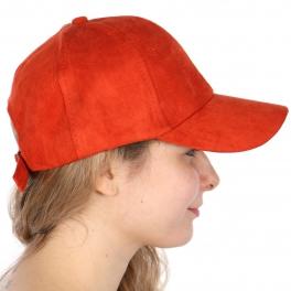 {[en]:Wholesale Q03 Solid faux suede baseball cap