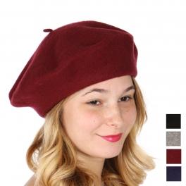 Wholesale V53A Pieces Beret Hat IV