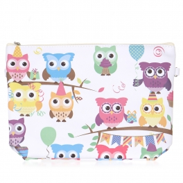 Wholesale S29C Cosmetic pouch set 3PC Owls