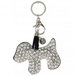Wholesale WA00 Keychain Tassel and Dog RBK
