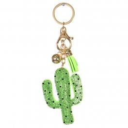 Wholesale WA00 Keychain Cactus GLGR