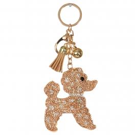 Wholesale WA00 Keychain Poodle GNT